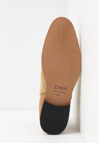 Zign - Classic ankle boots - sand - 4