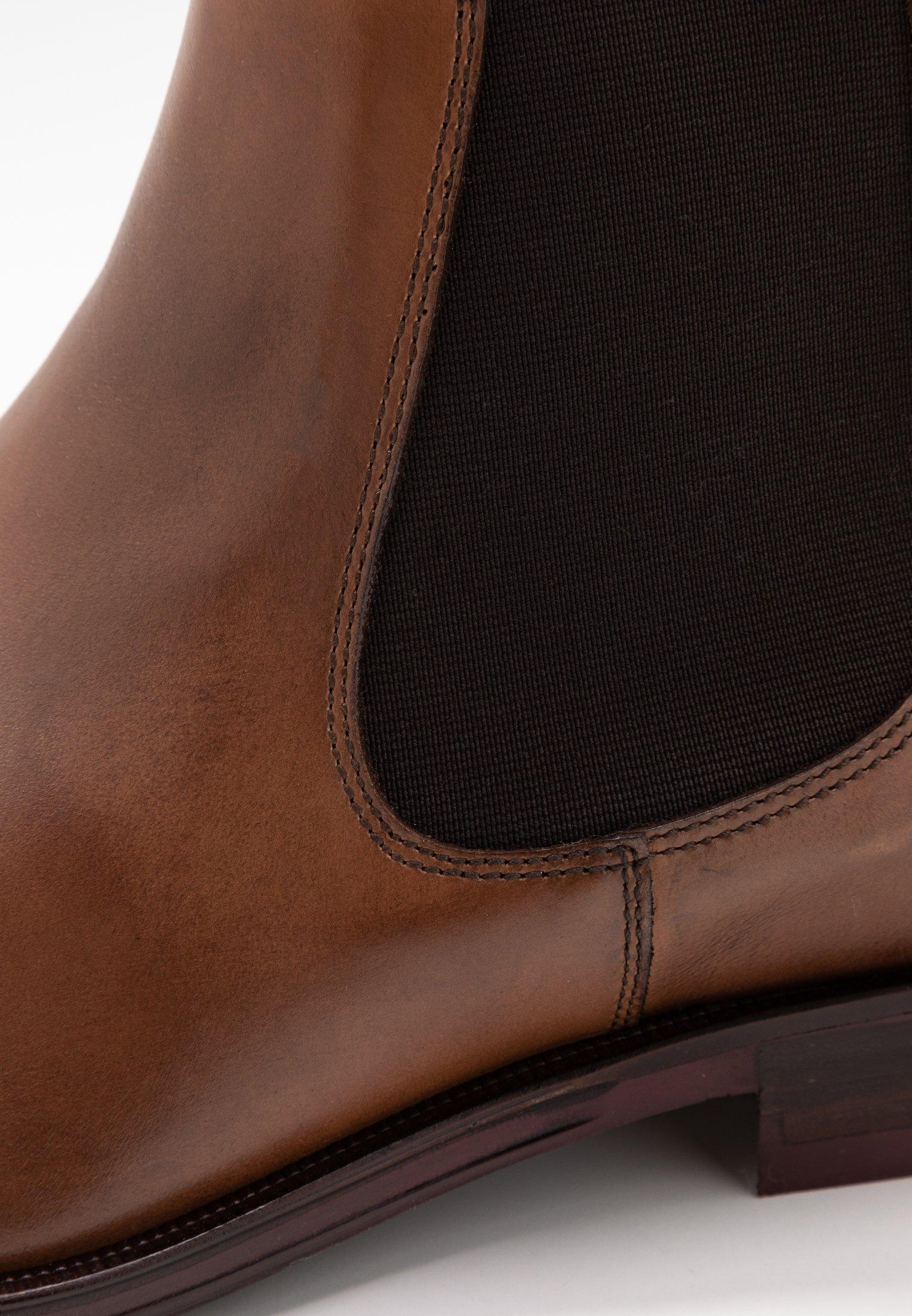 Zign Classic Ankle Boots - Cognac
