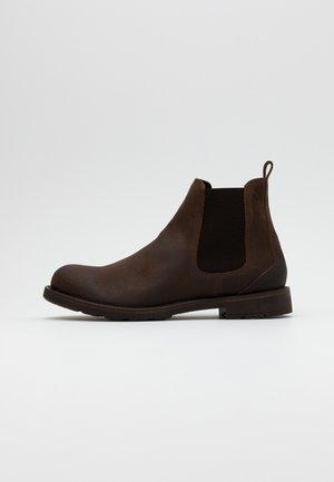 Botki - brown