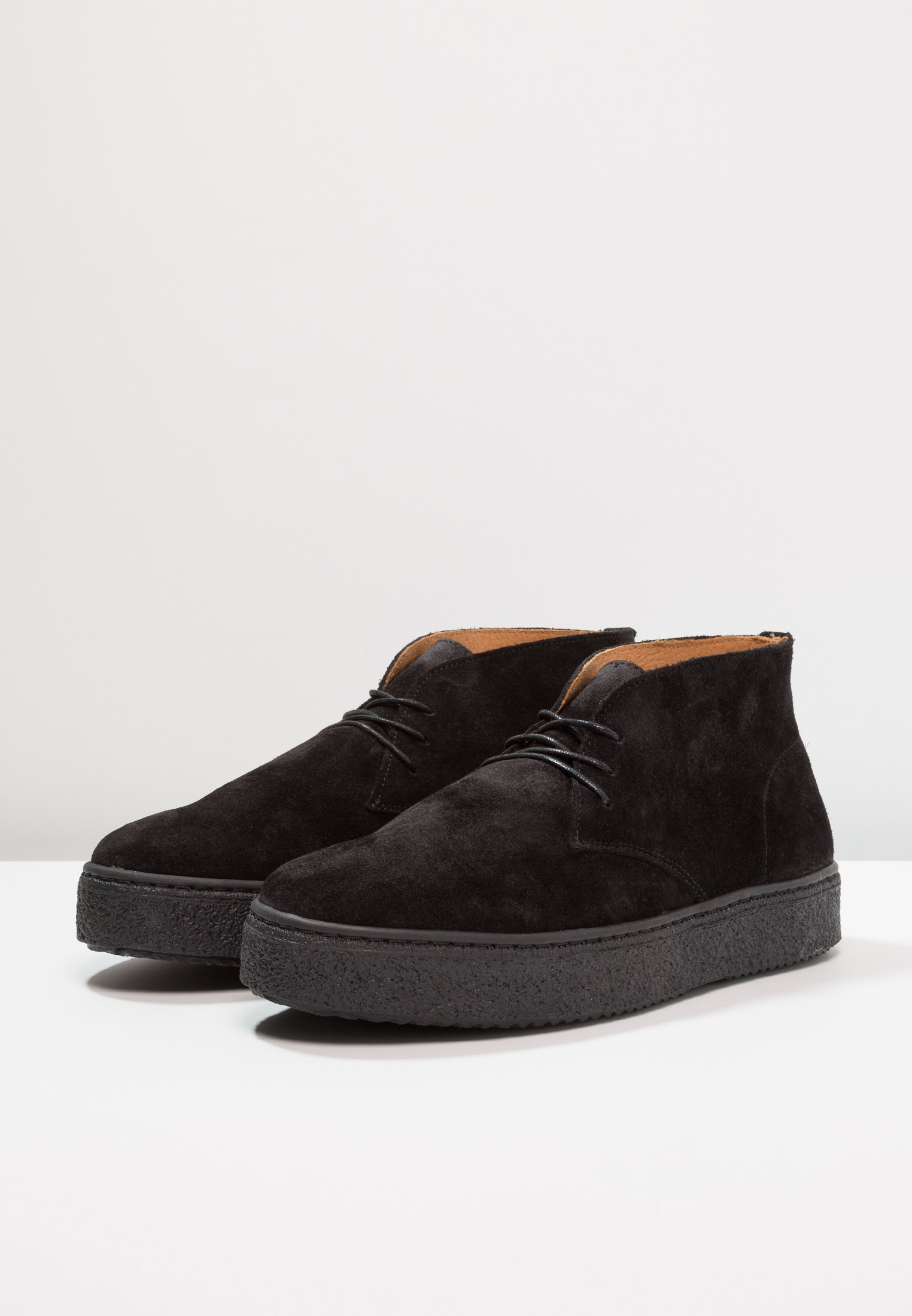 Zign Chaussures Zign Chaussures LacetsBlack À Yb76Igfyv