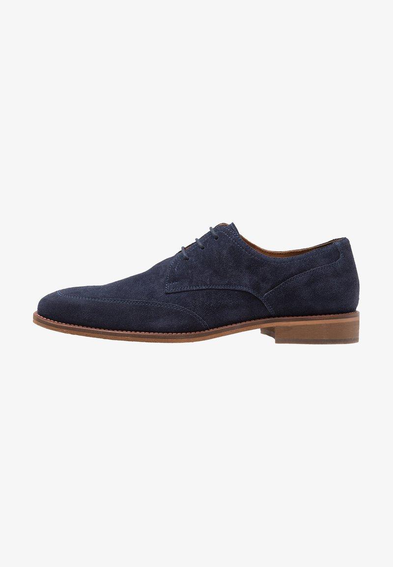 Zign - Elegantní šněrovací boty - dark blue