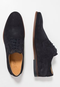 Zign - Stringate eleganti - dark blue - 1