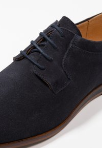 Zign - Stringate eleganti - dark blue - 5