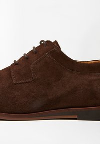 Zign - Smart lace-ups - brown - 5