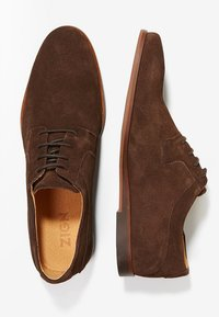 Zign - Smart lace-ups - brown - 1