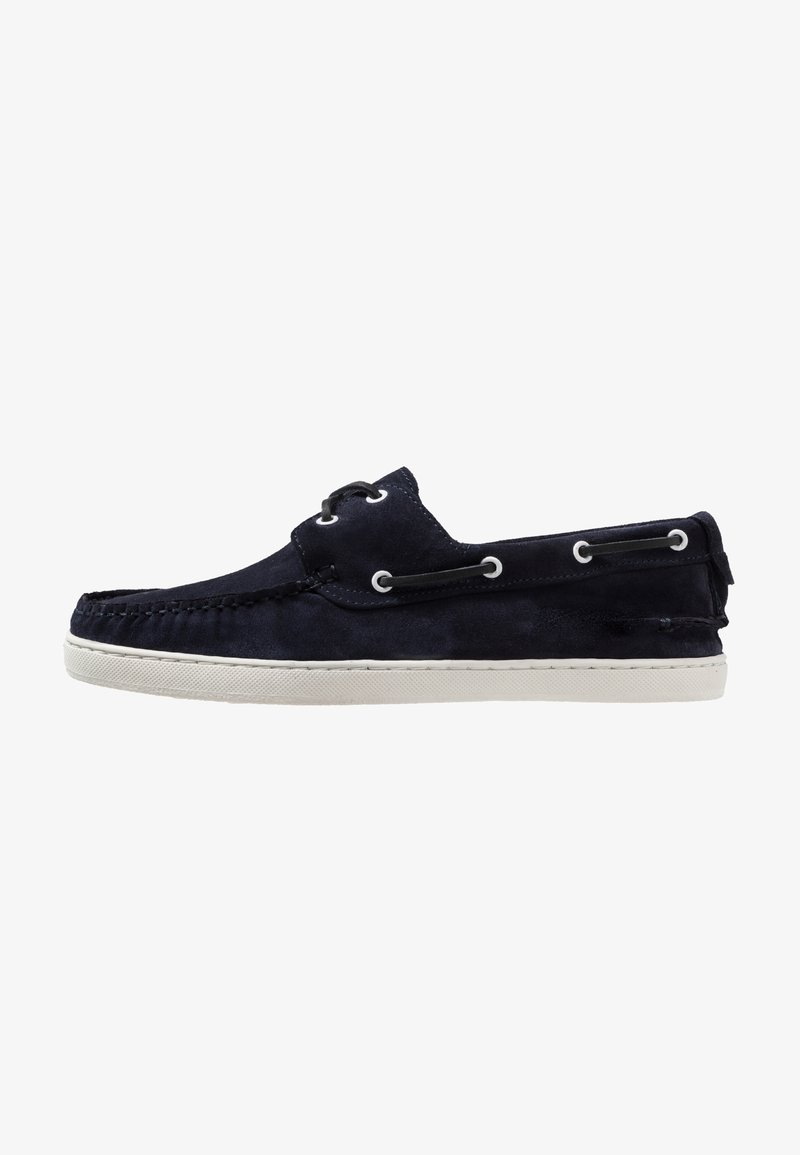 Zign - Boat shoes - dark blue