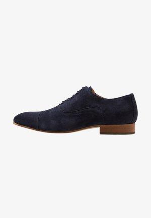 Klassiset nauhakengät - dark blue