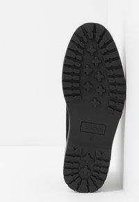 Zign - Šněrovací boty - black - 4