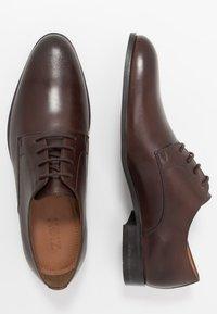 Zign - Smart lace-ups - brown - 1