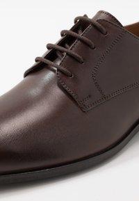 Zign - Smart lace-ups - brown - 5