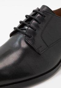 Zign - Stringate eleganti - black - 5