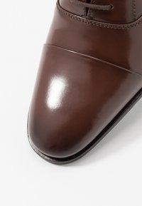 Zign - Business sko - brown - 5