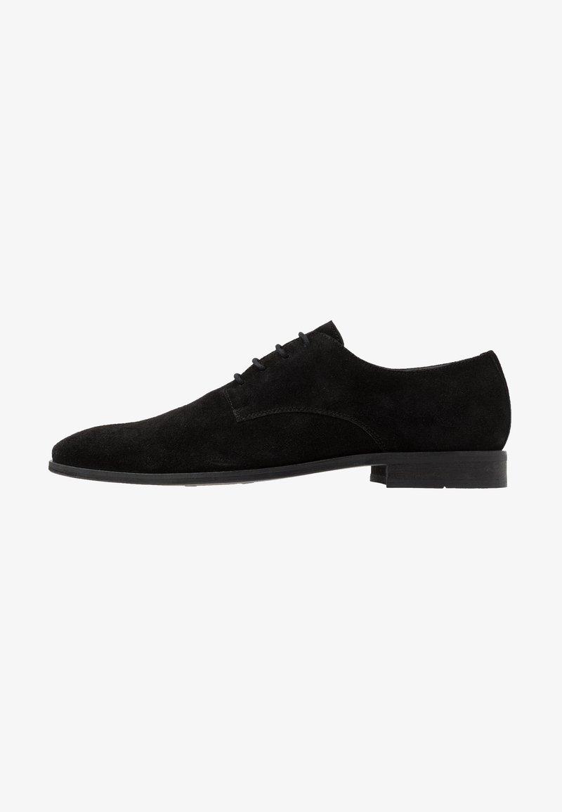 Zign - Smart lace-ups - black