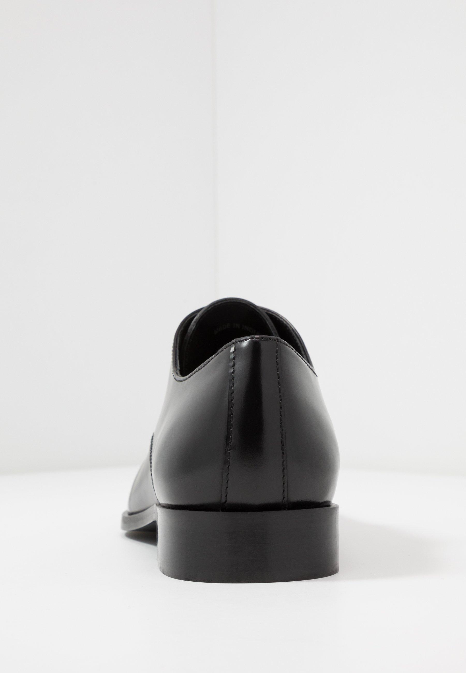 Zign Veterschoenen - Black Goedkope Schoenen