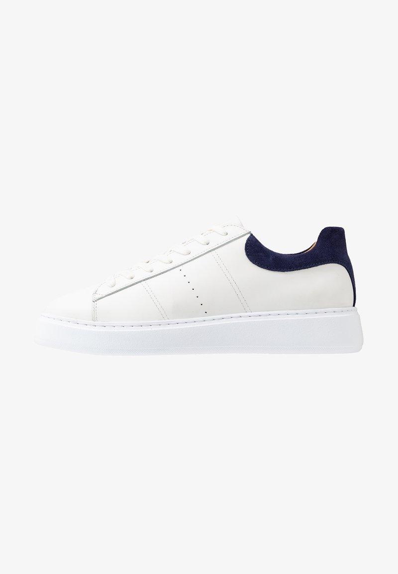 Zign - Zapatillas - white/dark blue