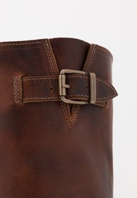Zign - Cowboy/Biker boots - cognac - 5