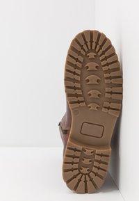 Zign - Cowboy/Biker boots - cognac - 4