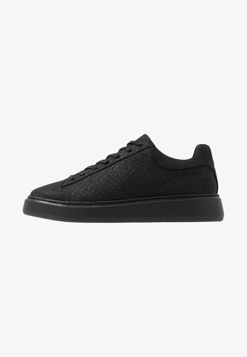Zign - UNISEX - Sneakersy niskie - black