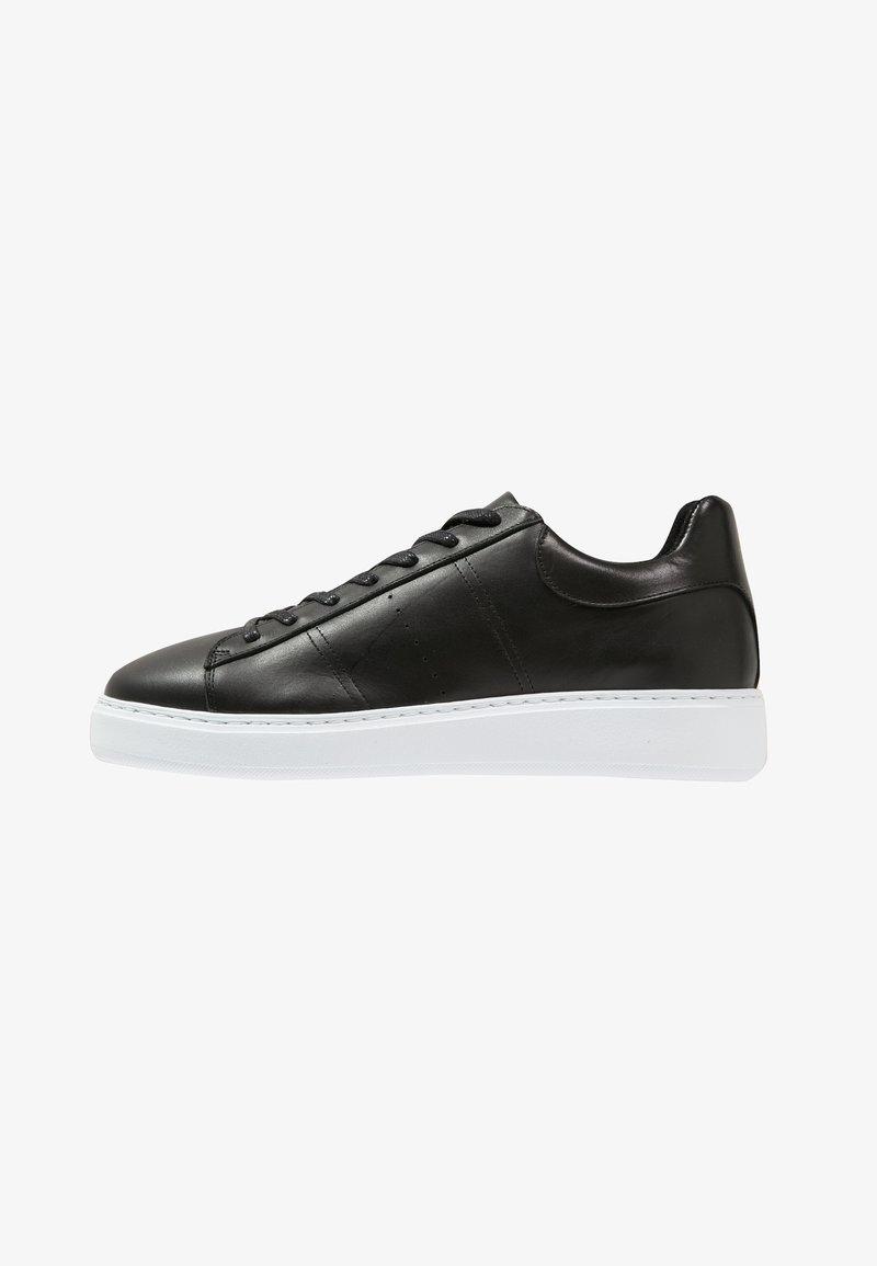 Zign - Matalavartiset tennarit - black