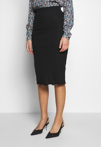 Zign - Pencil skirt - black - 0