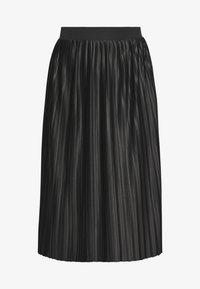 Zign - A-line skirt - black - 3