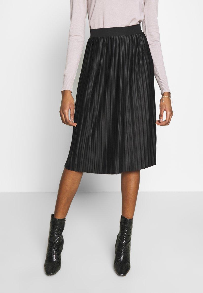 Zign - A-line skirt - black
