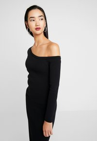 Zign - Shift dress - black - 5