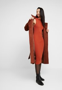 Zign - Shift dress - caramel cafe - 1