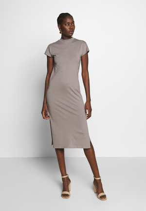 Žerzejové šaty - grey