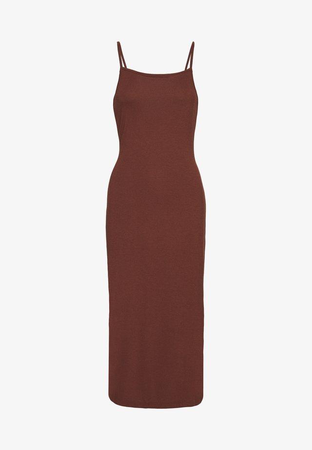 Długa sukienka - fudgesickle