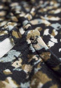 Zign - Jerseykjole - black/beige - 2