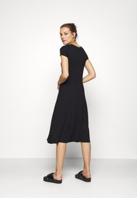 Zign - Jersey dress - black - 2