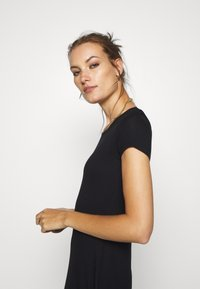 Zign - Jersey dress - black - 3