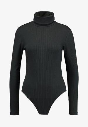 LANGARM BODYSUIT BASIC - Langarmshirt - black
