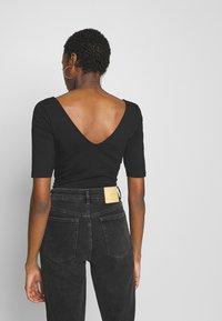 Zign - T-shirt basique - black - 2