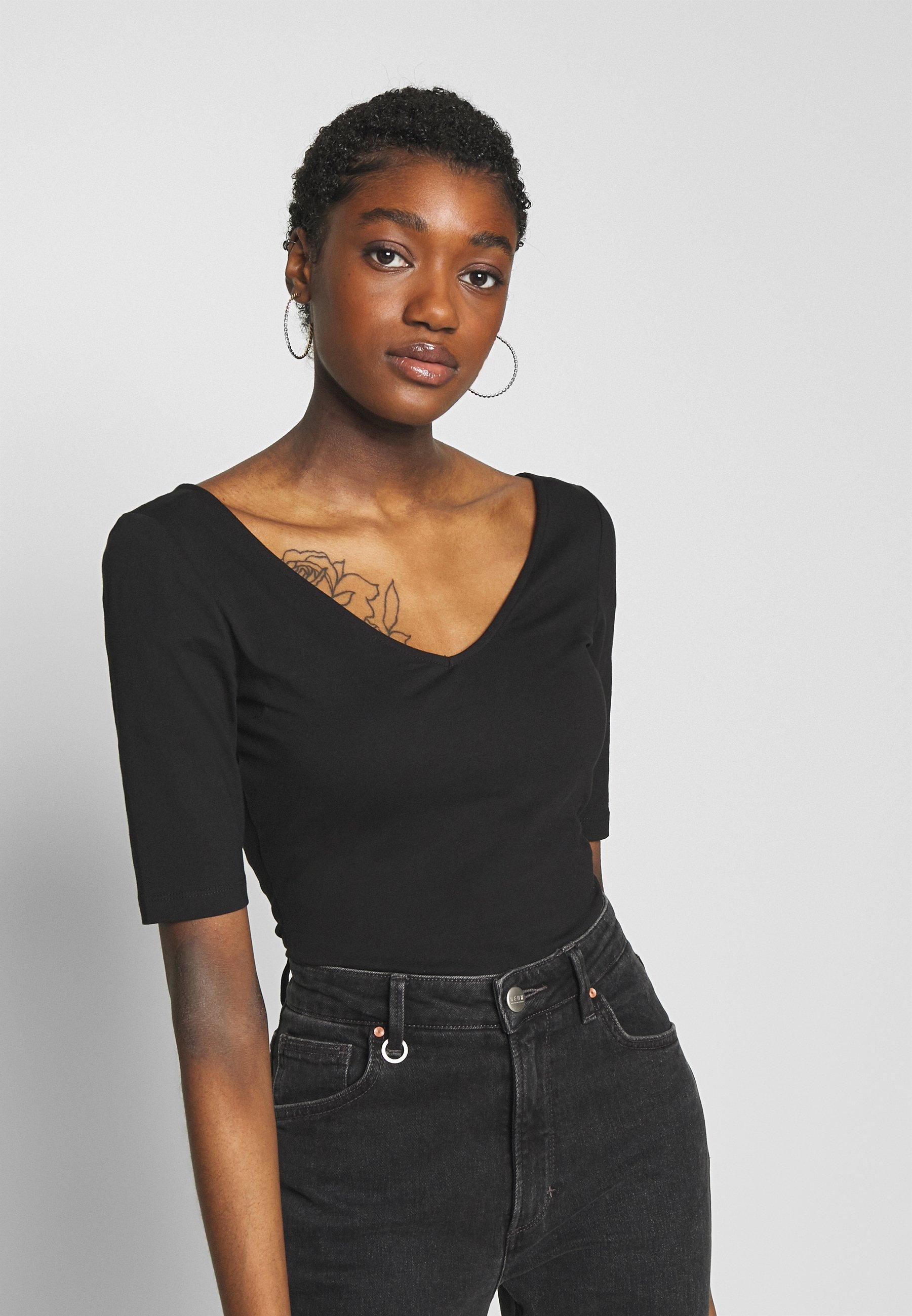 Zign T-shirt basic - black