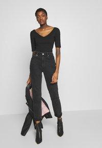 Zign - T-shirt basique - black - 1