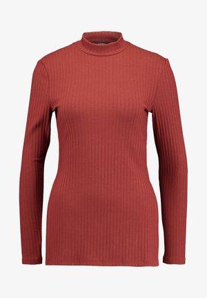LANGARMSHIRT BASIC - T-shirt à manches longues - red