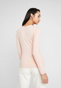 Zign - Long sleeved top - rose - 2