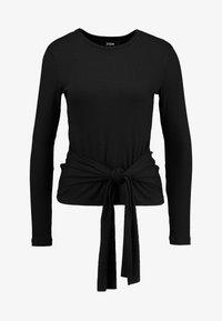 Zign - Long sleeved top - black - 4