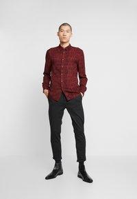 Zign - Shirt - bordeaux - 1