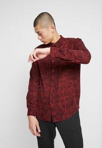 Zign - Shirt - bordeaux - 3