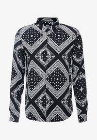 Zign - Shirt - white/black - 4