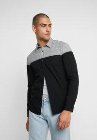 Zign - Shirt - black - 0