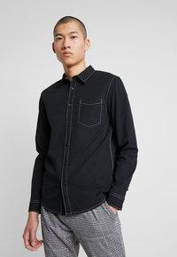 Zign - Overhemd - black - 0