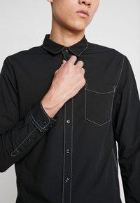 Zign - Overhemd - black - 4