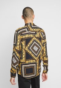 Zign - Overhemd - black/yellow - 2
