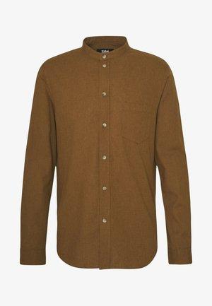 Shirt - cognac