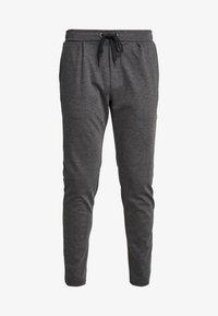 Zign - Kalhoty - mottled dark grey - 3