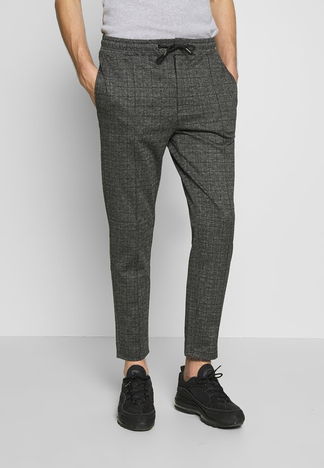 Trousers - dark gray
